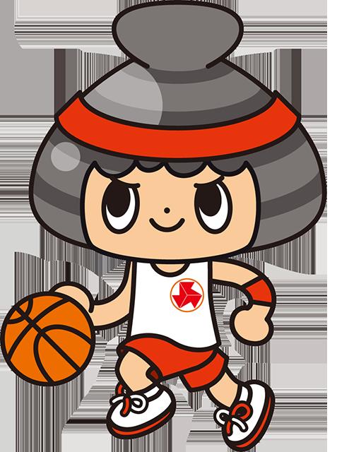 バスケットボールしじみん