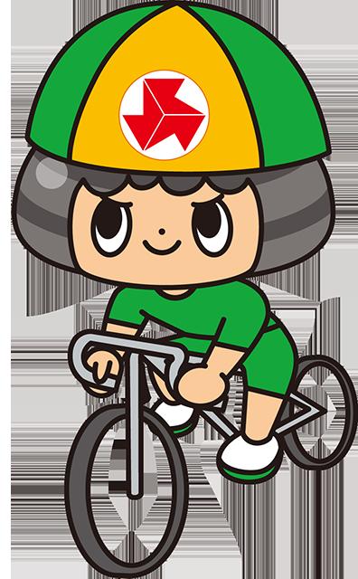 自転車しじみん
