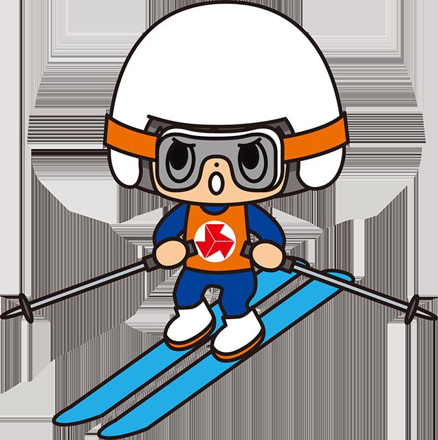 スキーしじみん